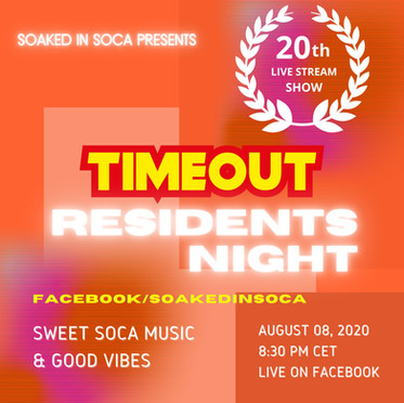 20th LIVE STREAM SHOW - TIMEOUT