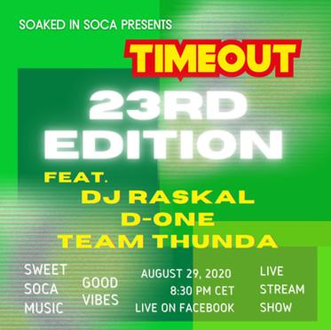 Timeout feat DJ RASKAL
