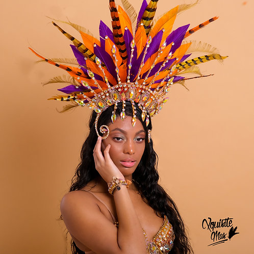 Frontline Female Headdress