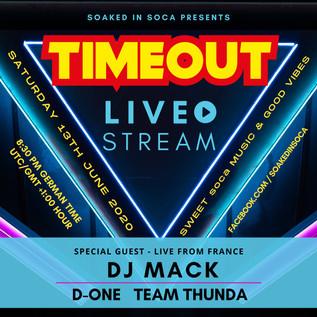 TIMEOUT DJ MACK