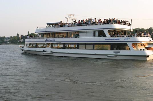 Partyschiff Beethoven