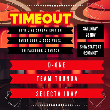 36Th Edition of Timeout