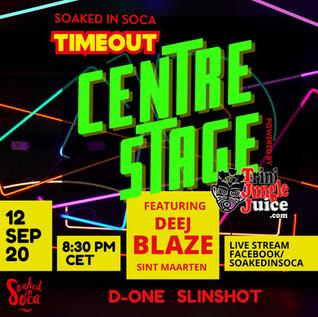 Centre Stage with DeeJBlaze