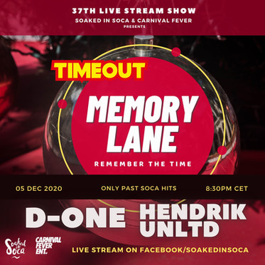 37th Timeout Show