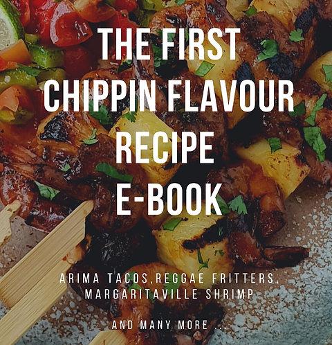 Chippin Flavour Recipe E-Book (english version)