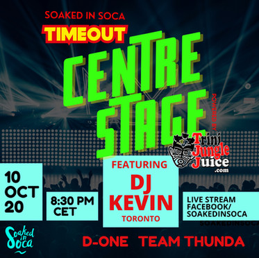 Timeout - Center Stage