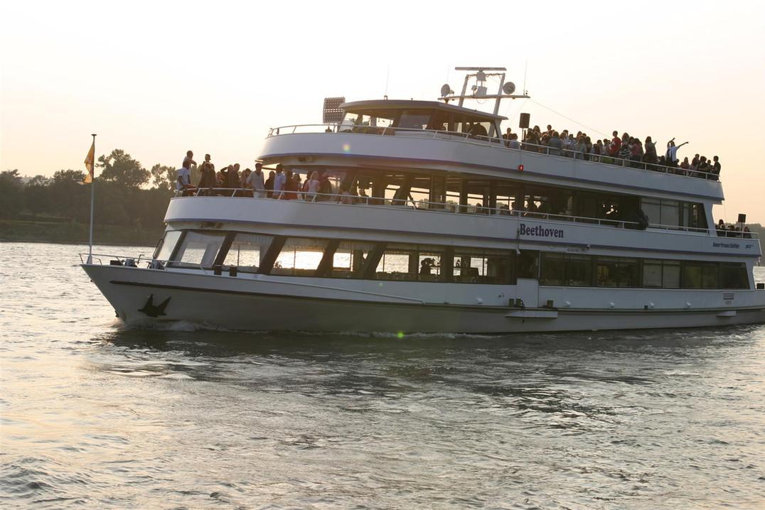 Partyschiff MS Beethoven