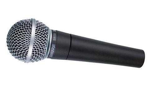 Dynamisches Mikrofon Shure SM58
