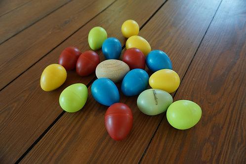Shake Eggs
