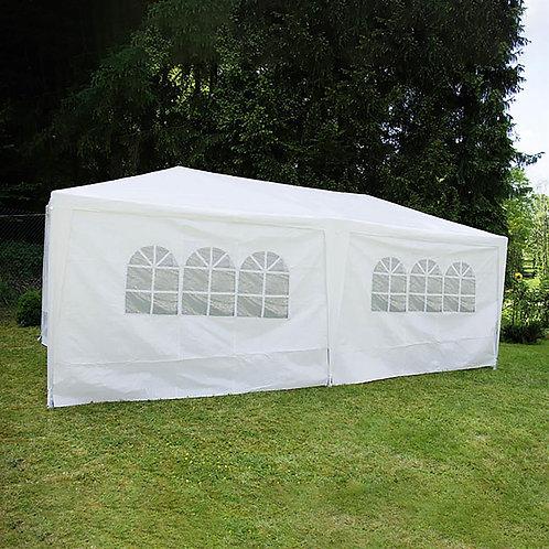 Pavillions mit Seitenwänden 3x6m und 4x6m