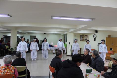 원불교 강남교당 마을 방문