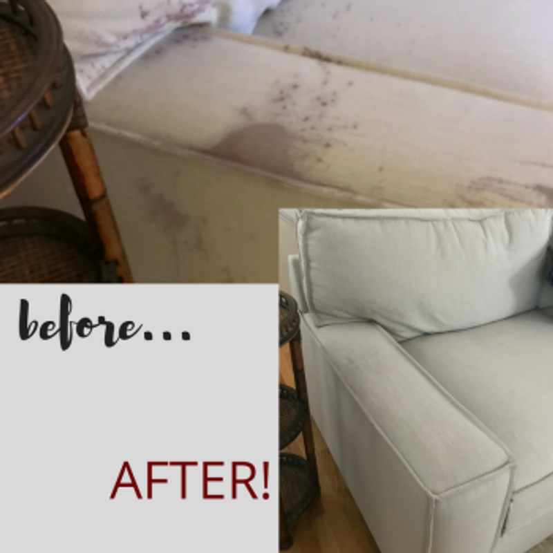 The Best Stain-Fighting Tips for a White Couch (1)