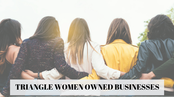 Triangle Women Owned Businesses