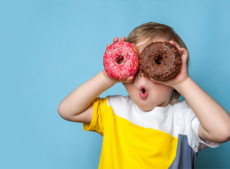 Obesidade, tudo se inicia na infância (e antes dela).