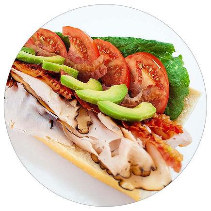 Manzo's Italian Deli - Huge Sandwiches
