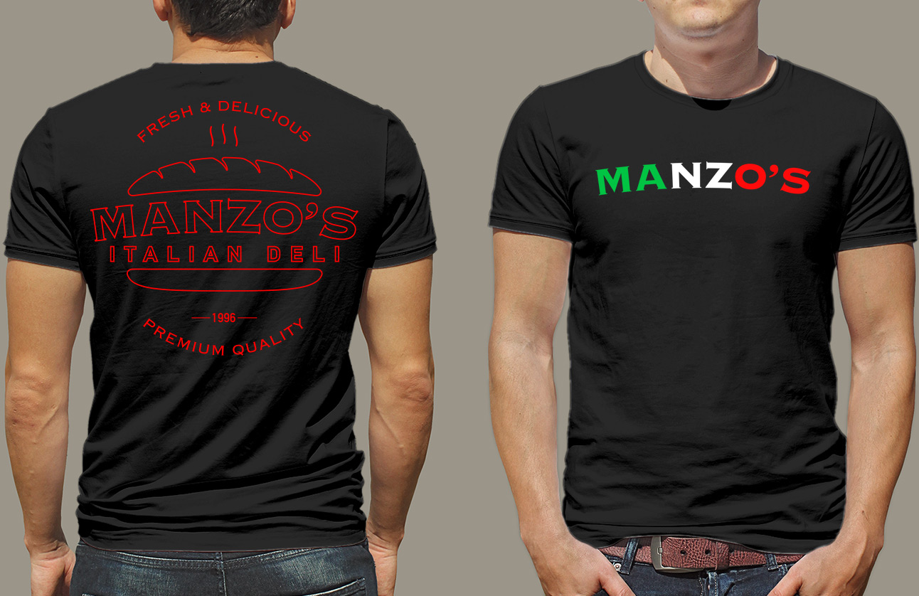 Manzo's Italian Deli T-Shirts