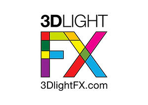 View 3DlightFX Logo + Brand Development by Tom Wegrzyn