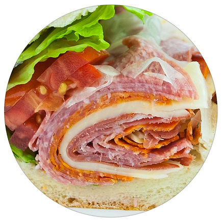 Manzo's Deli - Subs are full of fresh quality meats