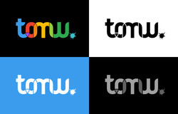 TomW logo design by Tom Wegrzyn