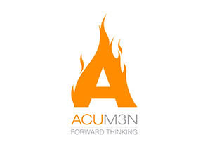 View ACUM3N Logo Design by Tom Wegrzyn