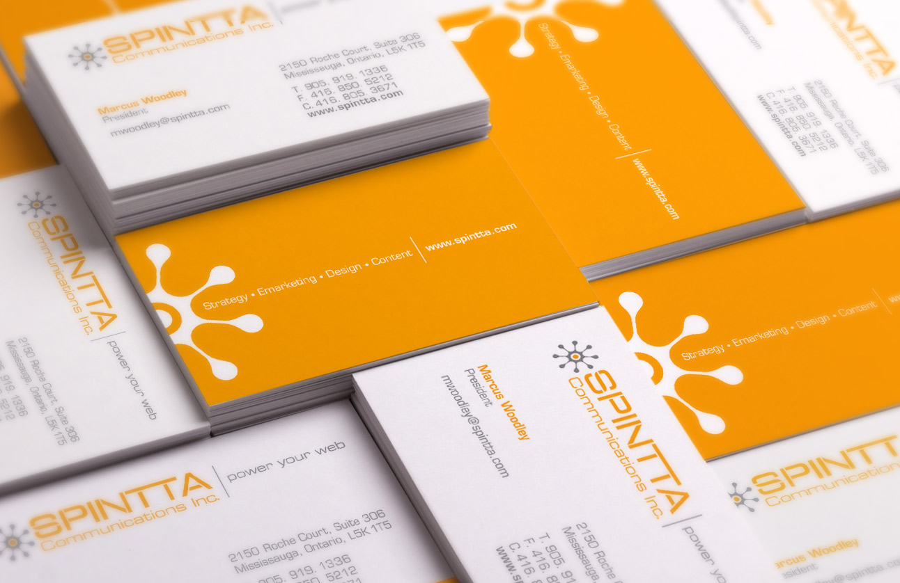 SPINTTA logo by Tom Wegrzyn