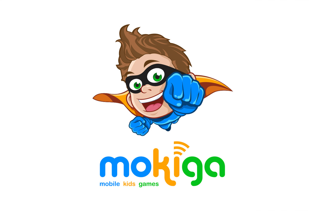 Mokiga logo by Tom Wegrzyn