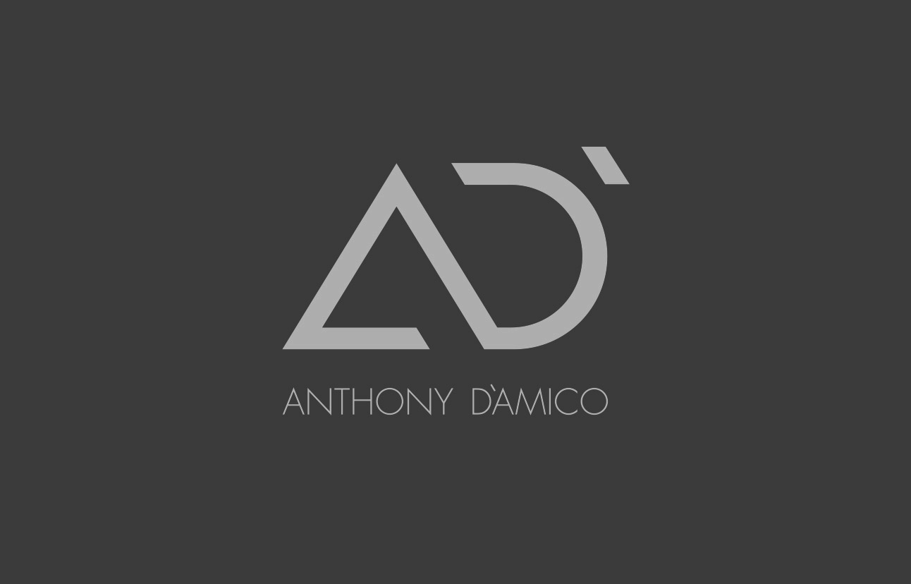 Anthony D'Amico logo by Tom Wegrzyn