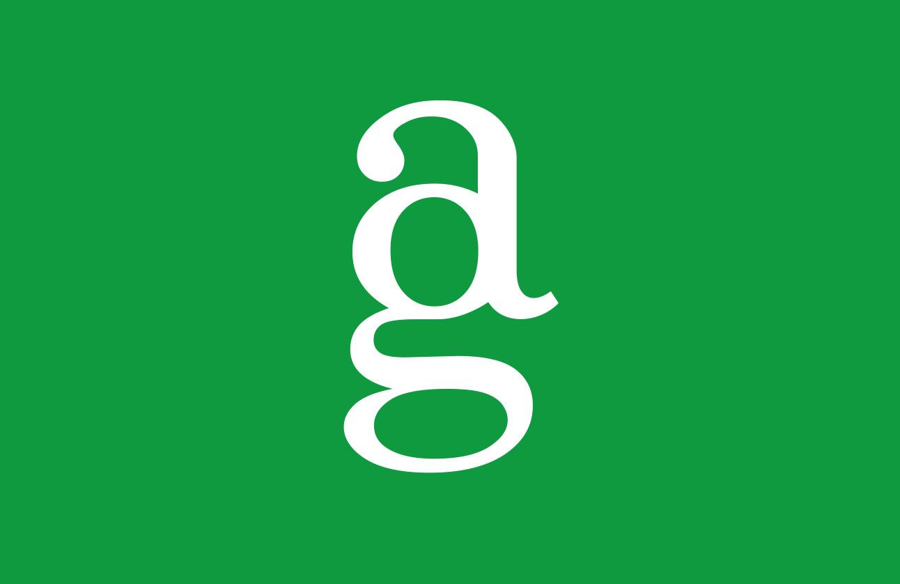 AlexandraGellman logo by Tom Wegrzyn