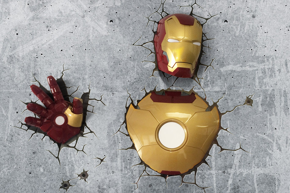 3D light FX and Marvel Iron Man prodcut invented and designed by Tom Wegrzyn, an internationally award winning artist, designer, inventor living in West Palm Beach, Florida. Tom Wegrzyn specializes in Brand Development, Design, Portraits, Paintings, Illustration, and Photo-Retouching.