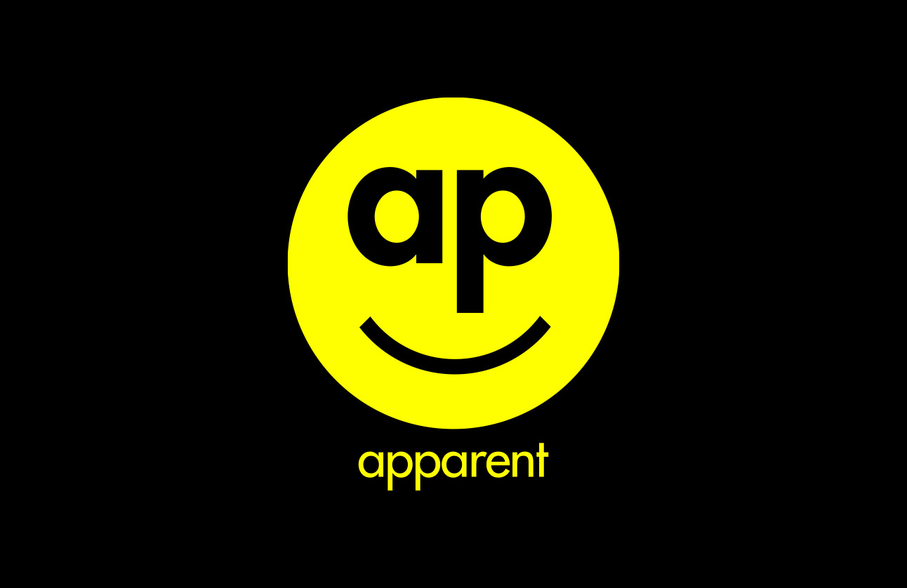 Apparent logo by Tom Wegrzyn
