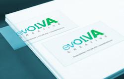 Evolva logo by Tom Wegrzyn