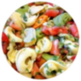 Manzo's Italain Deli has some amazing home made pasta salads