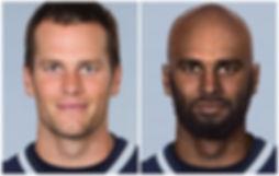 Tom Brady by Tom Wegrzyn