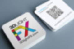 Best kids product company business cards designed for 3Dlightfx by Tom Wegrzyn, an internationally award winning artist, designer, inventor living in West Palm Beach, Florida. Tom Wegrzyn specializes in Brand Development, Design, Portraits, Paintings, Illustration, and Photo-Retouching.