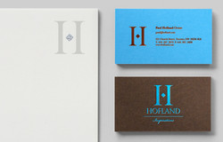 Hofland logo by Tom Wegrzyn