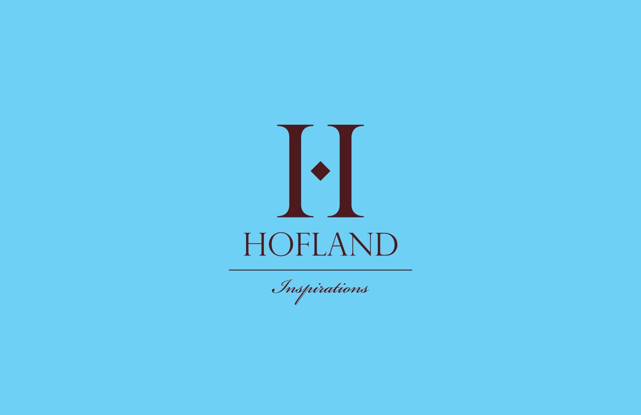 Hofland logo by Tom Wegrzyn