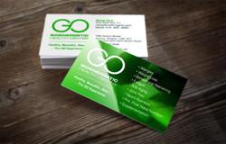 GO logo design by Tom Wegrzyn