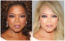 Oprah Winfrey by Tom Wegrzyn