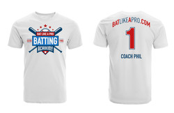 T-shirts for Bat Like A Pro by Tom W