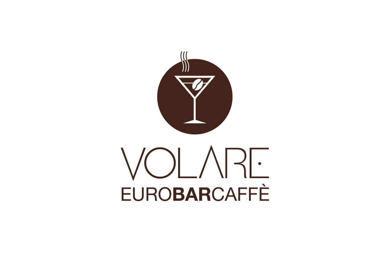 Volare Euro Bar logo by Tom Wegrzyn