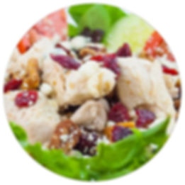 Manzo's Deli fresh healthy salads in west palm beach