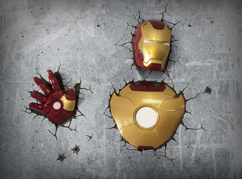 Iron Man Product Design