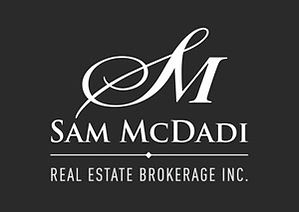 View Sam McDadi Logo Design by Tom Wegrzyn