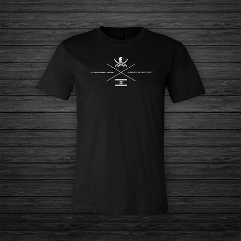LOTAR Combat® ISRAEL Printed T-Shirt