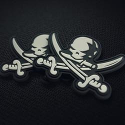 LOTAR Combat 3D PVC Patch