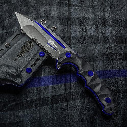 Thin-Blue-Line Custom KATTLAN