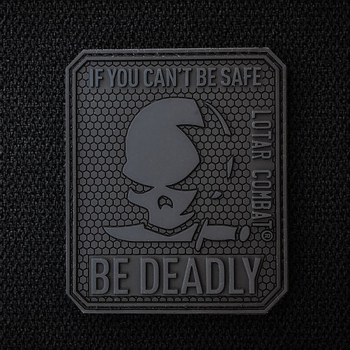 BE DEADLY Blackout 3D Patch