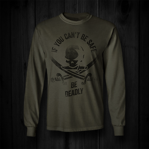 Be Deadly Long-Sleeved Shirt | Army