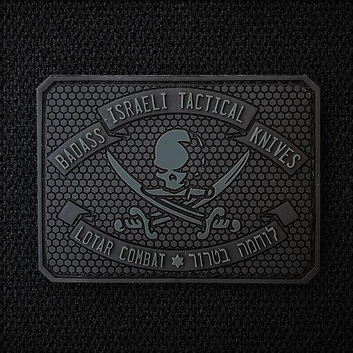 LOTAR Combat® Blackout 3D Patch