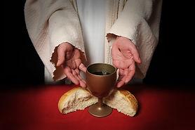 Bigstock_ 21267133 - Hands Of Jesus And